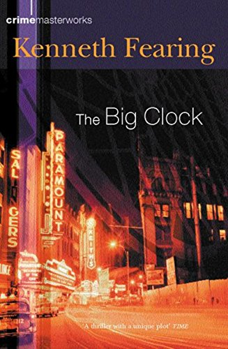 Book cover for The Big Clock