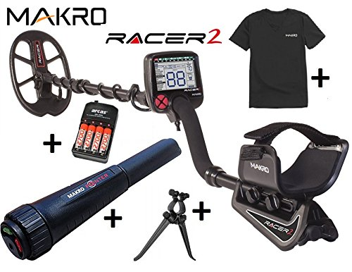 Makro Racer 2 Metalldetektor Internationale Video-elektronik