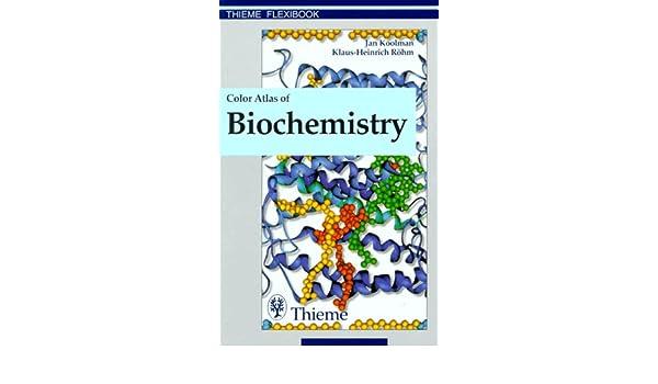 color atlas of biochemistry