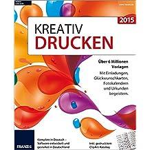 Franzis Verlag Kreativ Drucken 2015