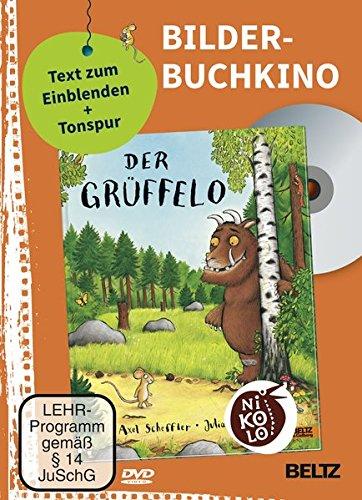 Preisvergleich Produktbild Der Grüffelo,  Bilderbuchkino,  DVD