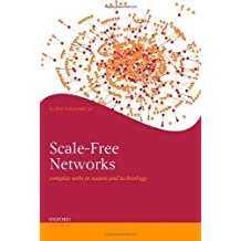 Scale-Free Networks: Complex Webs in Nature and Technology (Oxford Finance Series) by Guido Caldarelli (2007-06-21)