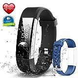 Navtour Fitness Armband Smart Armband Bluetooth 4.0 mit Herzfrequenzmesser