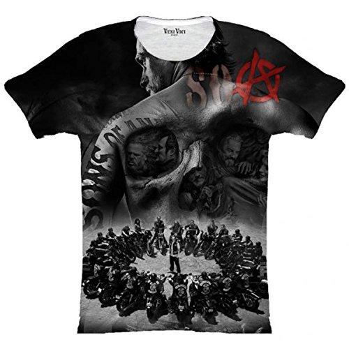 ns of Anarchy - Weiss - XXL ()