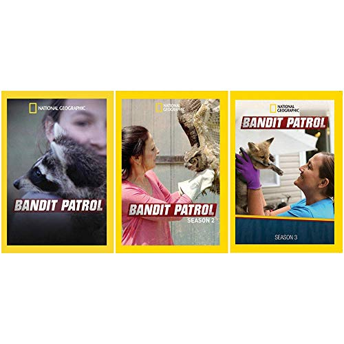 Bandit Patrol: Complete National Geographic TV Series Seasons 1-3 DVD Collection