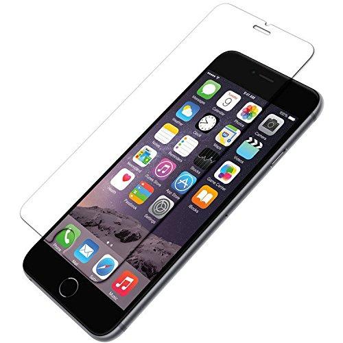 Trocken Twin-packs (Tempered Glas für Apple iPhone 7Plus Robust Displayschutzfolie (Twin Pack) 0,3mm Dünn Blendfreie Bruchsichere Schutz 2.5D Round Kanten & Crystal Clear HD View (Made für Apple iPhone 7Plus))
