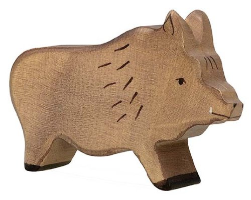 Holztiger - Figura de juguete (Gollnest & Kiesel 80092)