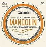 D'Addario EJ67 Set per Mandolino