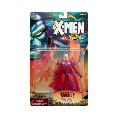 X- MEN AFTER XAVIER THE AGE OF APOCALYPSE- MAGNETO by X Men
