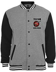 Terror Worldwide Kid Tested Vintage 007136 College Jacke