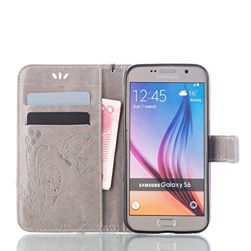 Tebey Schutzhülle für iPhone SE, iPhone SE, Leder, Premium-Lederetui für iPhone SE/iPhone 5/5S mit Kartenfächern und Ständer, Ultra-schmal, Schutzhülle für iPhone SE mit 1gratis-Eingabestift als Gesc 9#