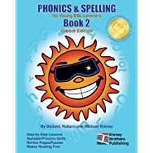 Phonics & Spelling Book 2: Global Edition