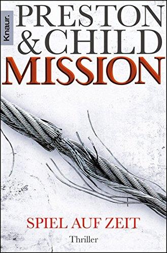 Mission - Spiel auf Zeit: Thriller (Ein Fall für Gideon Crew)