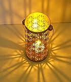 KerzenleuchterFlower of life - Blume des Lebens - ein tolles Licht für lange Abende - für Teelicht (16x7.5cm)