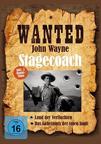 Wanted John Wayne [Edizione: Germania]