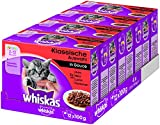 Whiskas Katzen-/Nassfutter Junior