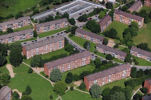 MF Matthias Friedel - Luftbildfotografie Luftbild von Pillauer Straße in Neumühlen-Dietrichsdorf (Kiel), aufgenommen am 28.06.10 um 15:29 Uhr, Bildnummer: 5566-04, Auflösung: 6048x4032px = 24MP - Fotoabzug 50x75cm