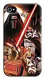 Neatik Coque de protection pour iPhone 4/4S Fan de Star Wars Episode 7