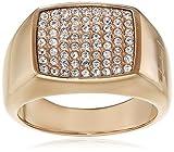 Tommy Hilfiger Jewelry Damen-Ring Classic Signature Edelstahl 2700734, rosegold