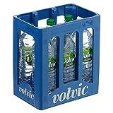 Volvic Natürliches Mineralwasser (6 x 1.5 l)