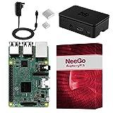 NeeGo Raspberry Pi 3 Kit – Pi 3 Model B Barebones...