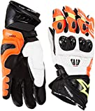 Alpinestars Racing Handschuhe GP Pro R2 Gloves, BLACK WHITE RED YELLOW FLU, L