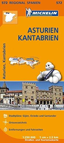 michelin-regionalkarte-spanien-asturien-kantabrien-1-250-000-stadtplane-gijon-oviedo-und-santander-o