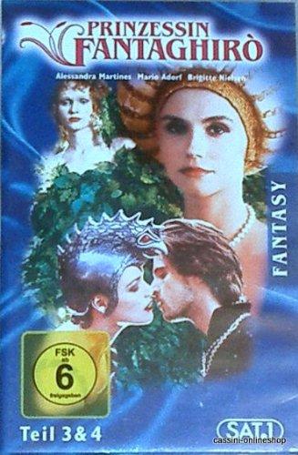 Bild von Prinzessin Fantaghirò Teil 3 und 4 [VHS]