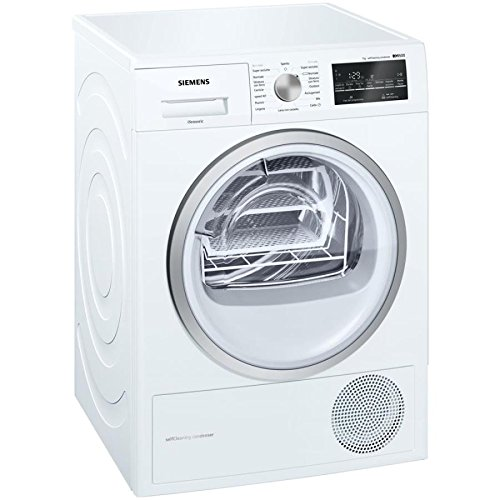 Miele Active tdb230wp Own Front Load 7kg A + + White Tumble Dryer (, Front Load, Heat Pump, White, Rotary, Touch, Left)