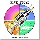 Pink Floyd - Metall Magnet - Wish you were here