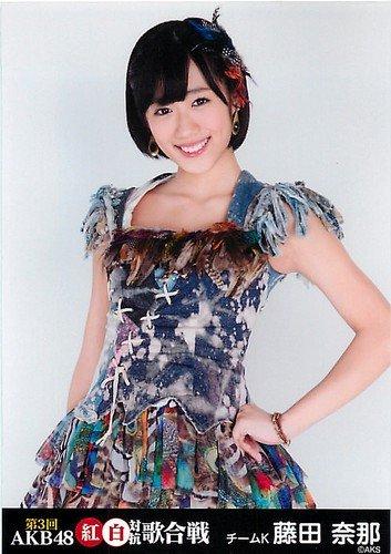 AKB48 fotografia vita ufficiale terza AKB48 Kohaku Uta Gassen contro la sede limitata (import japan) Fujita [Nana]