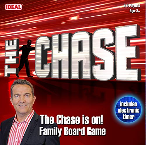 John Adams The Chase TV-Show Game von Ideal