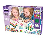 Plus Plus 52239 Konstruktionsspielzeug-Mini Basic 600-Learn to Build Pastel