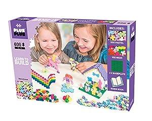 Plus-5009 Juguete de construcción Juego de construcción - Juguetes de construcción (Juego de construcción,, 5 año(s), 600 Pieza(s), Niño/niña, Adultos y niños)