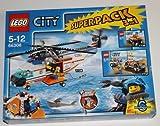 Lego Superpack 66306 : 3 in 1 Küstenwache mit den Sets 7736 7737 + 7738 - LEGO