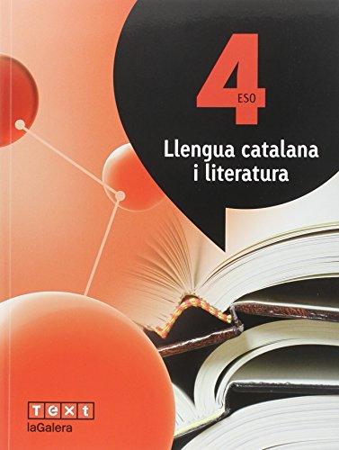 Llengua catalana i literatura 4 ESO Atòmium - 9788441223004 por Josep Camps