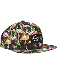 New Era Erwachsene Baseball Cap Mütze Tropical Flamingo 9Fifty