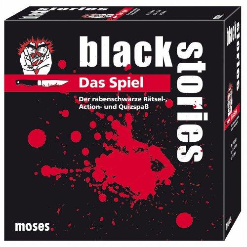 Moses 90020 - black stories - Das Spiel