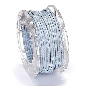 Knorr Prandell Gütermann 2290451 - Cordel (1 mm, 5 Metros), Color Azul