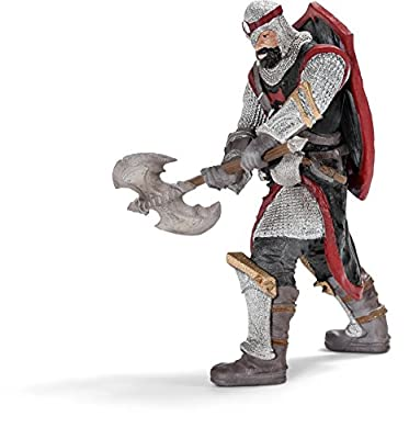 Schleich Dragon Knight with Axe