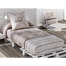 Tejidos JVR - Edredón Ajustable SENNA cama 105