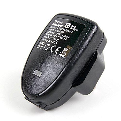 DURAGADGET Für Ihre Fugoo Sport   Style Special Edition   Style   Tough Lautsprecher: Dreipoliger 1000mA USB-Ladestecker   Charger   Stromversorgung mit Standard-USB-Anschluss Standard-remote-lautsprecher