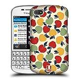 Head Case Designs Apfel Obst Muster Ruckseite Hülle für