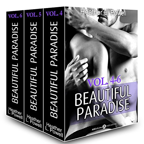 Beautiful Paradise – Volúmenes 4-6 por Heather L. Powell