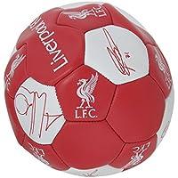 Liverpool Nuskin Size 3 Signature Football