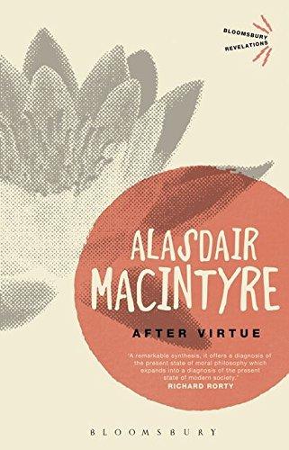 After Virtue (Bloomsbury Revelations)