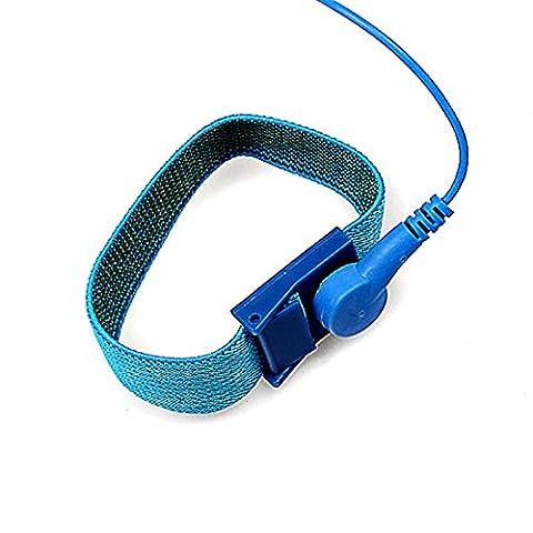 Bracelet Antistatique - Anti Statique ESD bracelet au poignet. Mise