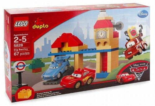 LEGO Duplo Cars - Big Bentley