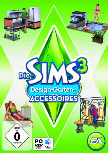 Electronic Arts Die Sims 3: Design- Garten-Accessoires (Add-On)