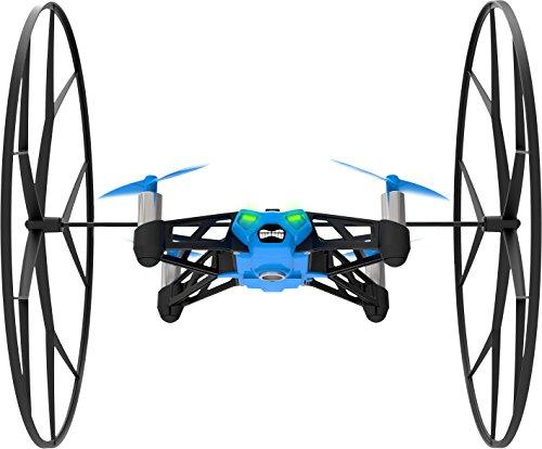 Parrot Rolling Spider Minidrone blau - 2